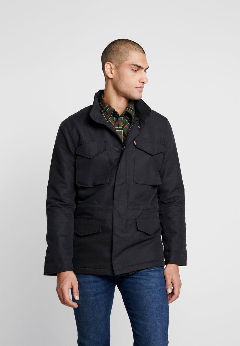 Levi's® - SHERPA FIELD - Light jacket - black