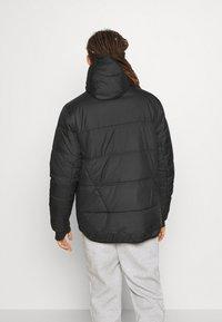 Tommy Hilfiger - INSULATION JACKET - Training jacket - black - 2