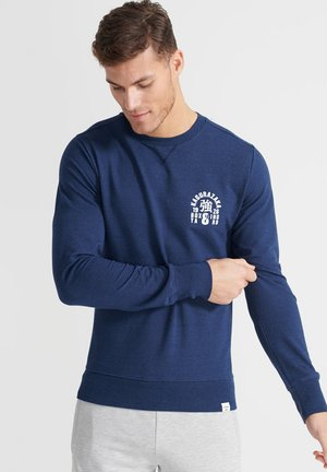 Sweatshirt - richest navy