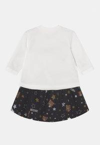 MOSCHINO - SET - Mini skirt - black - 1