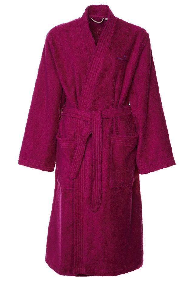 KIMONO BATHROBE - Badekåber - pink