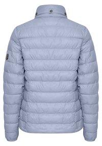 Fransa - Winter jacket - brunnera blue - 6
