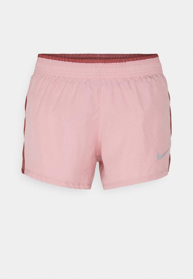 10K SHORT - Korte broeken - pink glaze/canyon rust/wolf grey