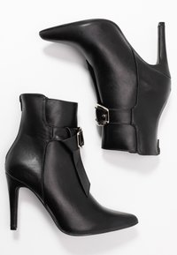 4th & Reckless - MILANA - High heeled ankle boots - black - 3