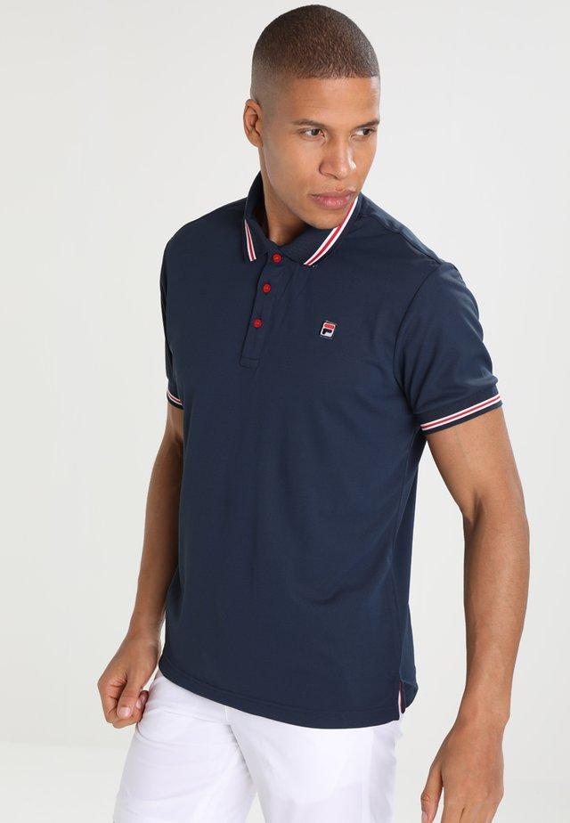 PIRO - T-shirt de sport - peacoat blue