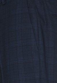 Isaac Dewhirst - BLUE CHECK - Kostym - blue - 9