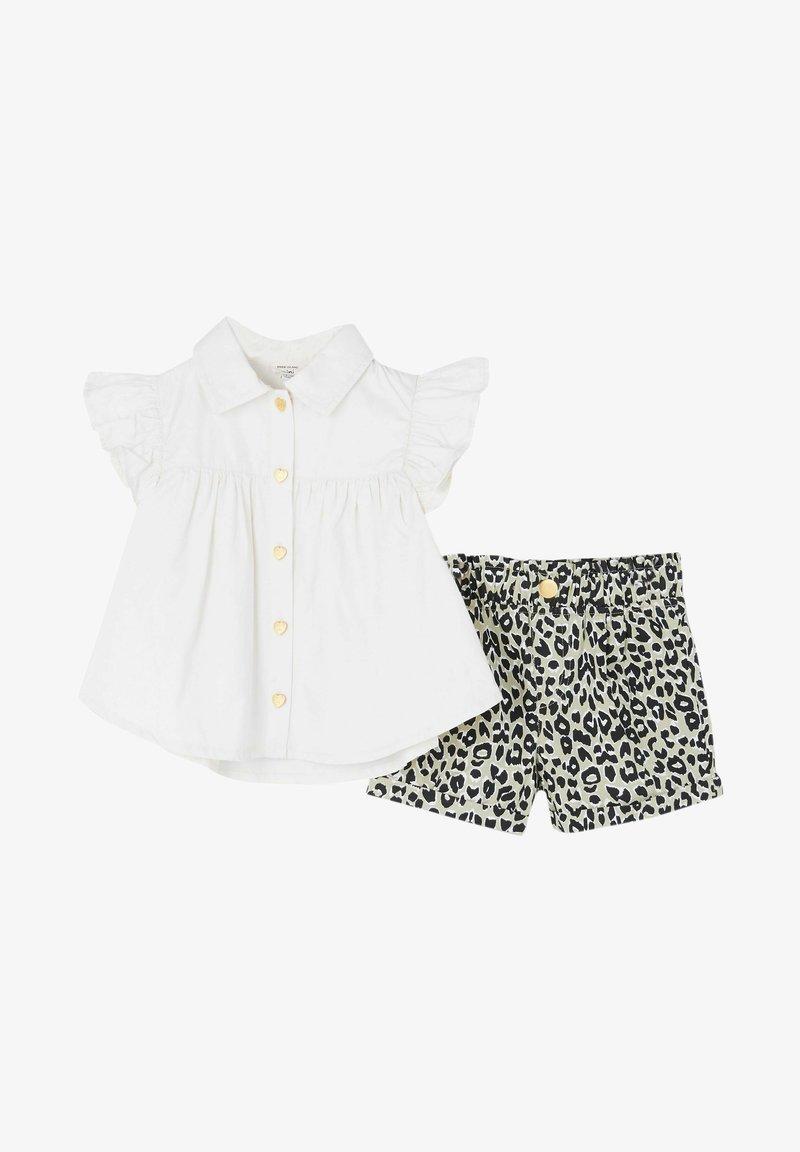 River Island - Shorts - white