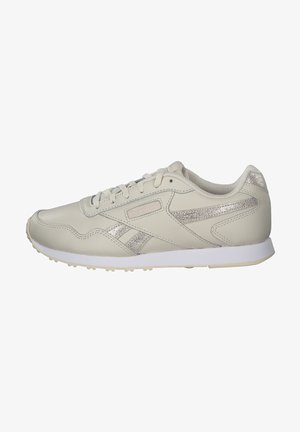 Trainers - alabaster/gold/met/white