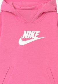 Nike Sportswear - Hoodie - pinksicle/white - 2