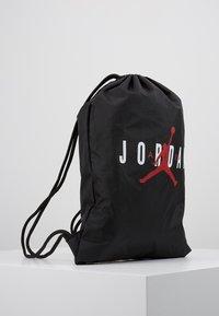Jordan - GYM SACK - Sportovní taška - black - 4