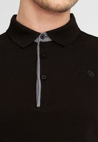 The North Face - Polo shirt - black - 4