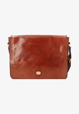 Across body bag - marrone