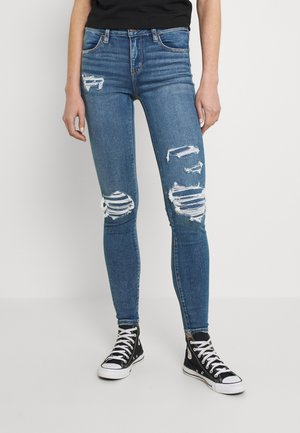Jeans Skinny Fit - indigo waters