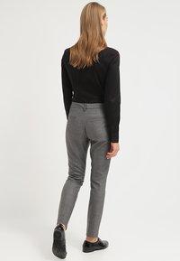 Vero Moda - VMLADY - Button-down blouse - black - 2