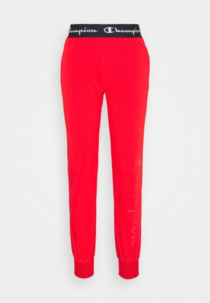 CUFF PANTS LEGACY - Tracksuit bottoms - red
