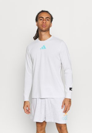 FUTURE GRAPHICS - Long sleeved top - white