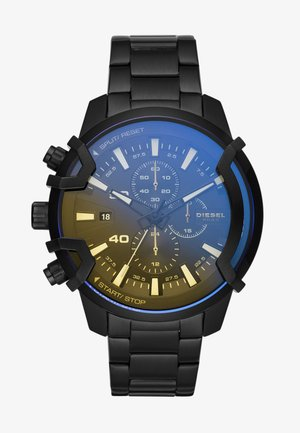 GRIFFED - Chronograph watch - black