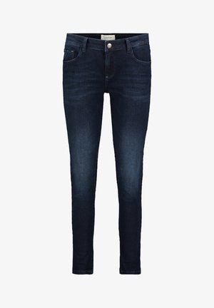 VERWASCHEN - Jeans Skinny Fit - dark blue denim
