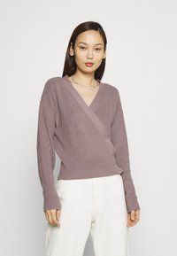 Even&Odd - Cardigan - purple - 3