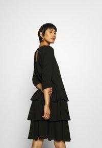 Moss Copenhagen - VERONA DRESS - Denní šaty - black - 3