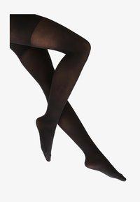Spanx - LUXE LEG  - Tights - very black - 0