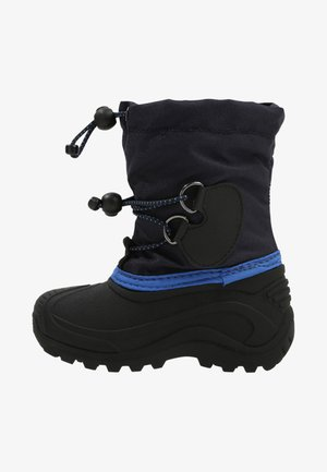 SOUTHPOLE4 - Winter boots - navy