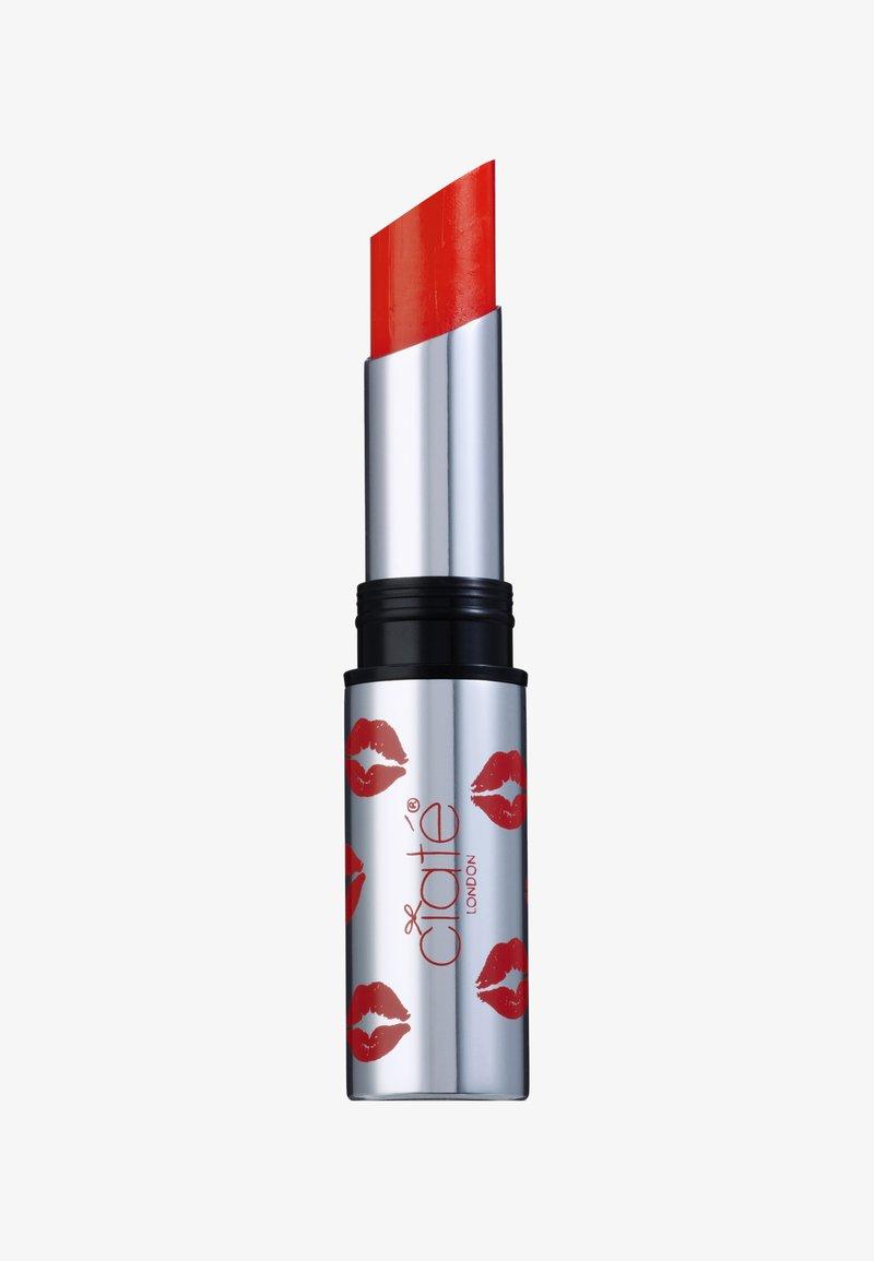Ciaté - CREMÉ SHINE LIPSTICK - Rouge à lèvres - chick flick-orange