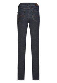 Angels - CICI' MIT DEZENTER WASCHUNG - Straight leg jeans - dark-blue denim - 1