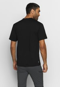 Icebreaker - RAVYN - T-shirts - black - 2