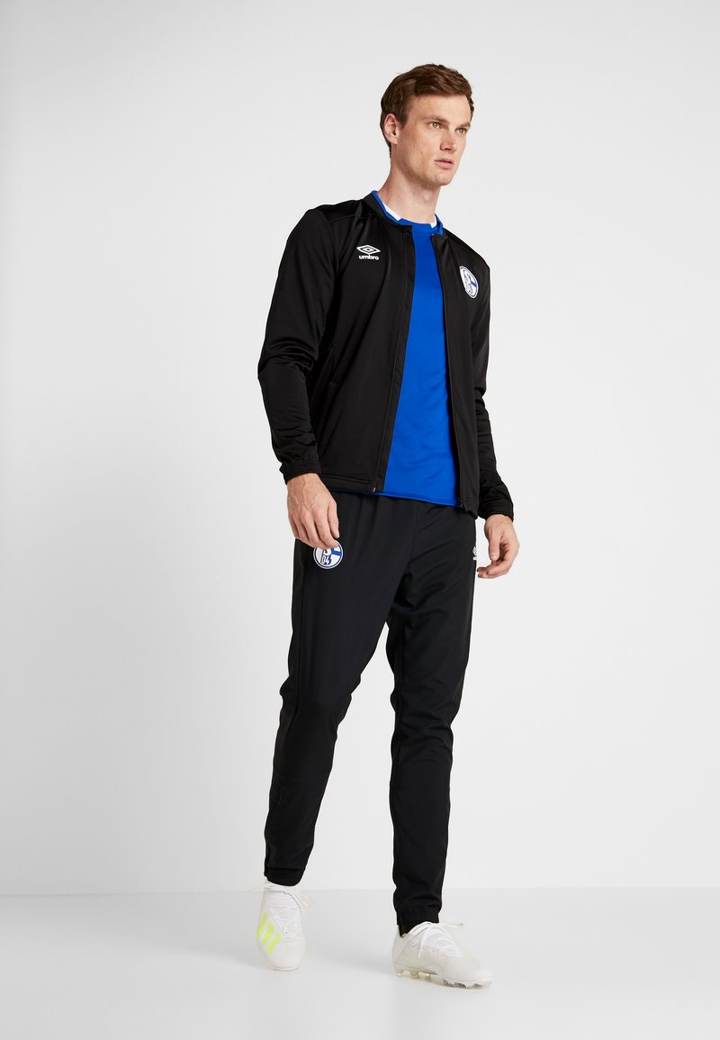 New Era FC Schalke 04 Cap 9Forty Black Tech