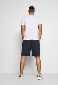 Champion - ROCHESTER ATHLEISURE - Pantalón corto de deporte - dark blue - 2
