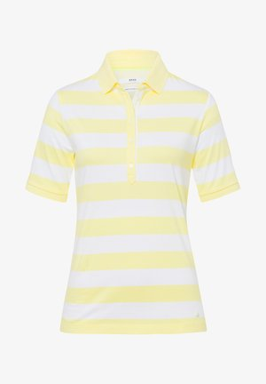 STYLE CLEO - Polo - yellow