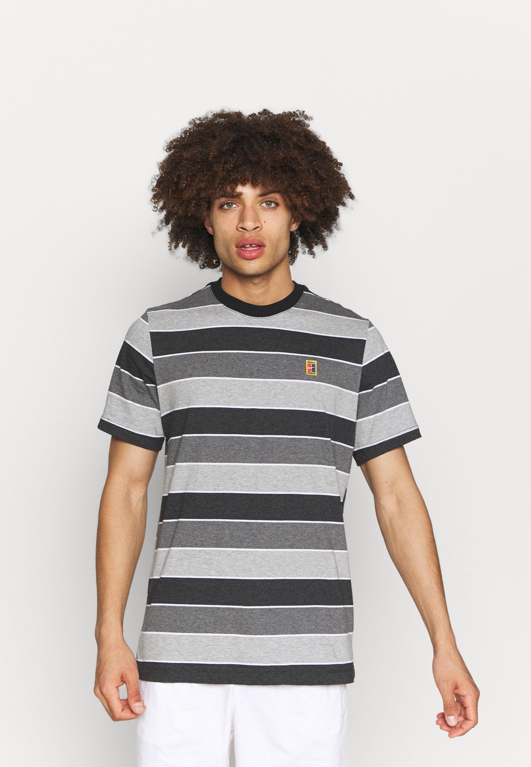 Uomo STRIPES TEE - T-shirt con stampa