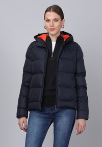 Basics and More - Winter jacket - navy - 0