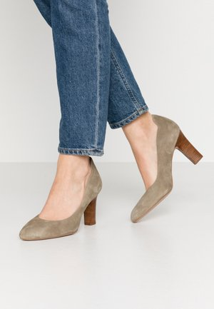 ULISA WIDE FIT - Pumps - lauro