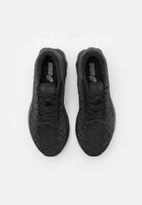 ASICS - DYNABLAST - Neutral running shoes - black/graphite grey - 3