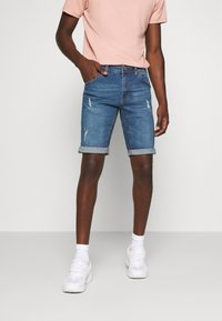 Redefined Rebel - HAMPTON - Jeans Shorts - light blue - 0