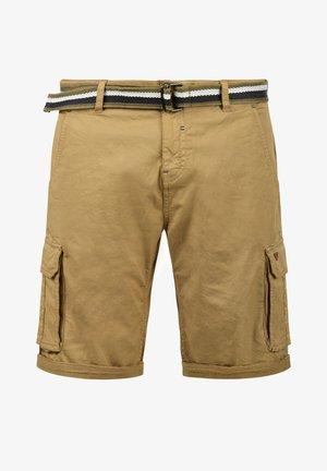BRIAN - Shorts - sand brown