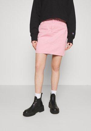 VIDERESSA SHORT SKIRT - Mini skirt - wild rose