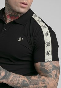 SIKSILK - PREMIUM TAPE - Polotričko - black - 4