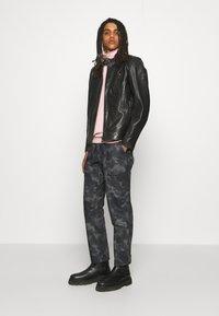 Belstaff - RACER JACKET - Leather jacket - black - 5