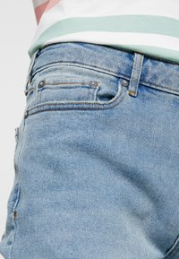 Topman - BLOWOUT - Jeans Skinny Fit - blue - 5