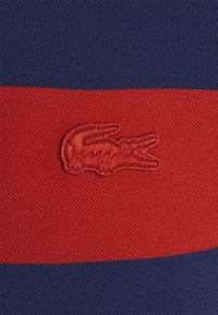 Lacoste - Polo shirt - cinnabar/scille - 4
