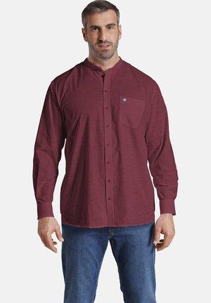 KALLU - Shirt - dunkelrot