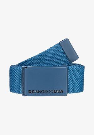 WEB - Belt - blue sapphire