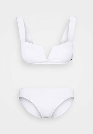 SET - Bikini - bright white