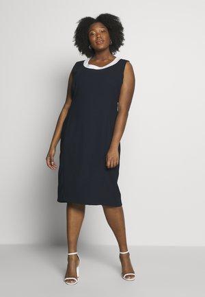 DUBAI - Korte jurk - blu marino
