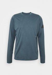 adidas Performance - FREELIFT SPORT ATHLETIC FIT LONG SLEEVE SHIRT - Sports shirt - legblu - 5