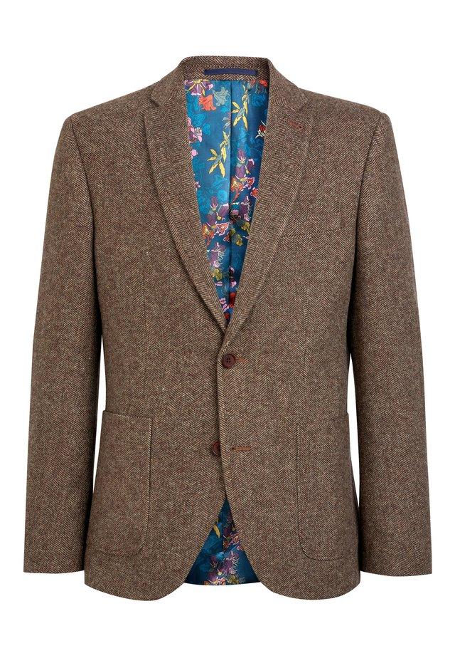 NOVA FIDES SIGNATURE  - blazer - brown