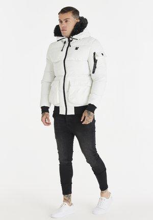 DISTANCE - Winter jacket - white